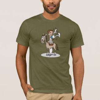 Pommel Horse Gymnastics Mens T-Shirt