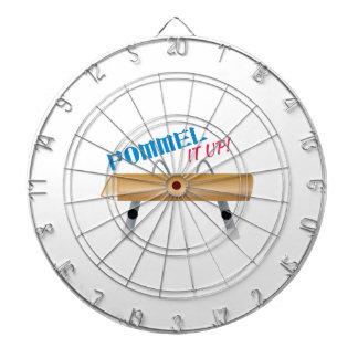 Pommel It Up! Dart Boards