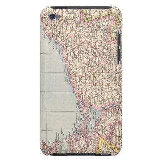 Pommern Atlas Map iPod Touch Case-Mate Case