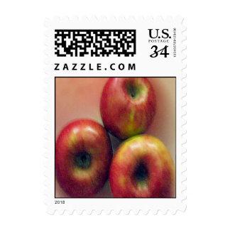 Pommes Postage Stamp