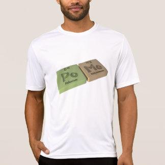 Pomo-Po-Mo-Polonium-Molybdenum Tee Shirts