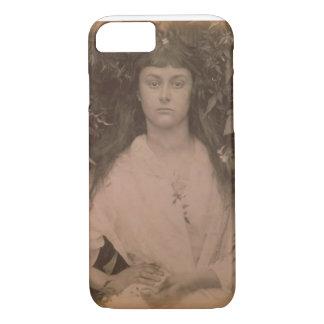Pomona, 1872 (b/w photo) iPhone 8/7 case