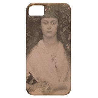 Pomona, 1872 (b/w photo) iPhone SE/5/5s case