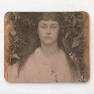 Pomona, 1872 (b/w photo) mouse pad