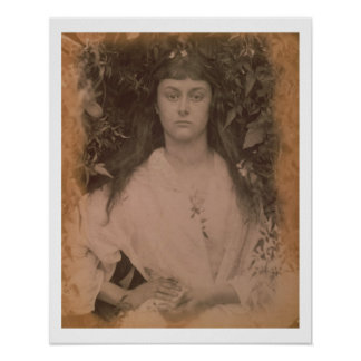 Pomona, 1872 (b/w photo) poster