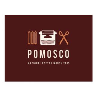 PoMoSco Tarjetas Postales