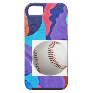 Pomp Baseball iPhone SE/5/5s Case