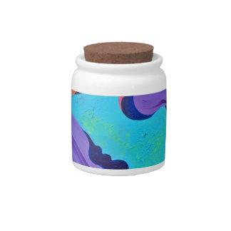 Pomp Candy Jars