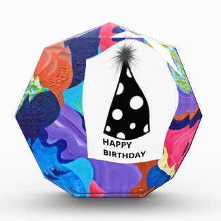 Pomp Happy Birthday Award