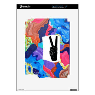 Pomp Peace Skins For The iPad 2