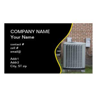 pompa de calor exterior tarjeta personal