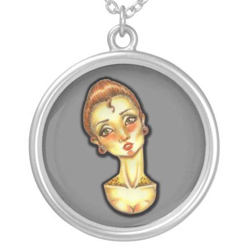 Pompadorable necklace