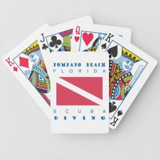 Pompano Beach Florida Card Decks