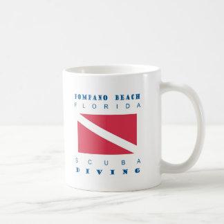 Pompano Beach Florida Coffee Mug