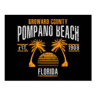 Pompano Beach Postcard