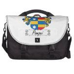 Pompei Family Crest Laptop Bag
