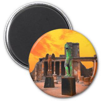 Pompei Italy Magnet