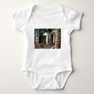 Pompei - Ruins of a Villa Baby Bodysuit