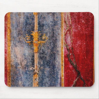 Pompeian Wall Painting Mouse Pad