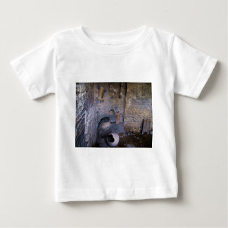 Pompeii - ancient wine-mixing vessels baby T-Shirt