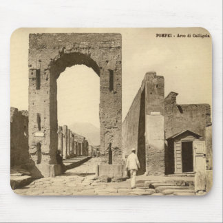 Pompeii, Arch of Caligula Mouse Pad