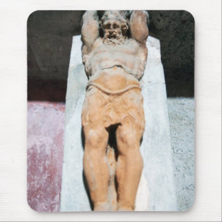 Pompeii Bathhouse 2 Mouse Pad