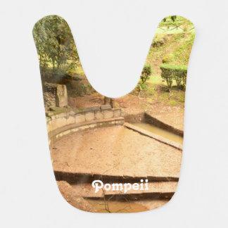 Pompeii Bib