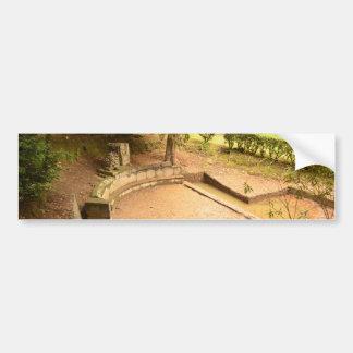 Pompeii Bumper Sticker
