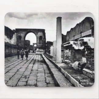 Pompeii, CArch of Caligula Mouse Pad