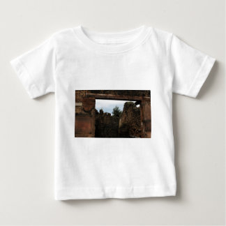 Pompeii - Close-up of an ancient courtyard Baby T-Shirt