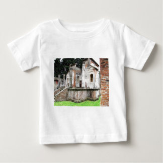 Pompeii - Close-up of an ancient Pagan Temple Baby T-Shirt