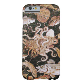 POMPEII COLLECTION / OCEAN - SEA LIFE SCENE BARELY THERE iPhone 6 CASE