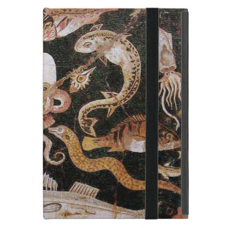 POMPEII COLLECTION / OCEAN - SEA LIFE SCENE CASE FOR iPad MINI