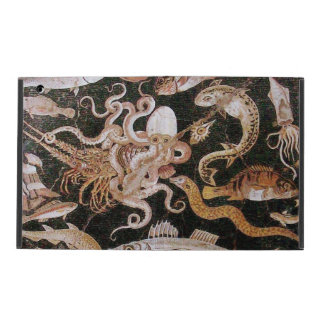POMPEII COLLECTION / OCEAN - SEA LIFE SCENE iPad CASE