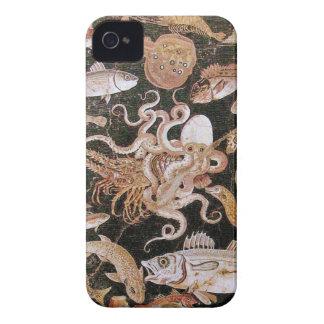 POMPEII COLLECTION / OCEAN - SEA LIFE SCENE iPhone 4 Case-Mate CASE