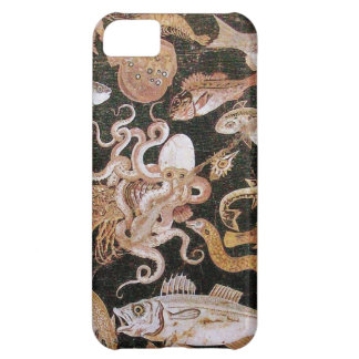 POMPEII COLLECTION / OCEAN - SEA LIFE SCENE iPhone 5C CASES