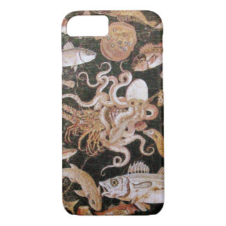POMPEII COLLECTION / OCEAN - SEA LIFE SCENE iPhone 7 CASE