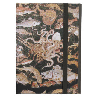 POMPEII COLLECTION  OCEAN -SEA LIFE SCENE Nautical iPad Air Cover