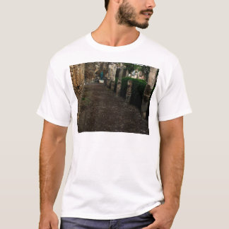 Pompeii - Courtyard of a wealthy home T-Shirt