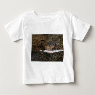 Pompeii - eating place baby T-Shirt