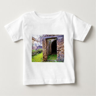 Pompeii - Entrance Door to a Ruins of a House Baby T-Shirt
