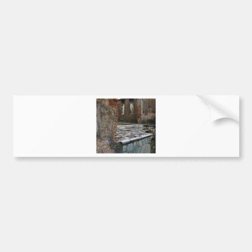 Pompeii - Forum Car Bumper Sticker