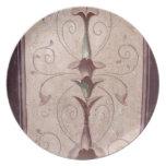 Pompeii Fresco 2 Party Plates