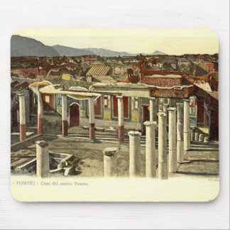 Pompeii, General view Mouse Pad