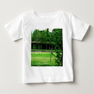 Pompeii - Greenspace with ruins Baby T-Shirt