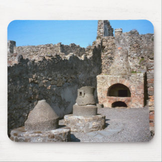 Pompeii, In the bakery Mouse Pad