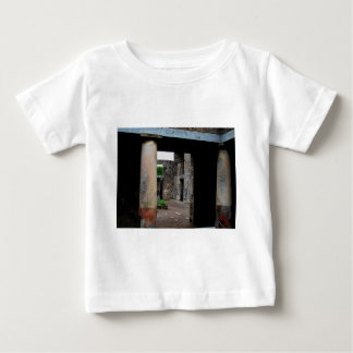 Pompeii - Interior court or peristyle of house Baby T-Shirt