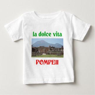 Pompeii Italy Baby T-Shirt