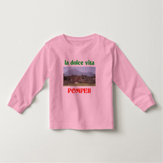 Pompeii Italy Shirt