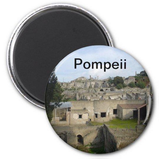 Pompeii manget magnet